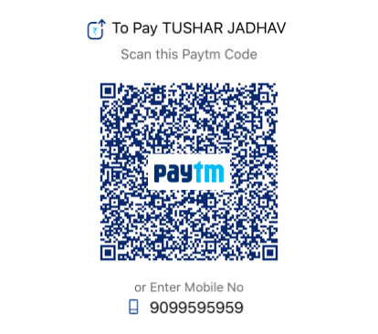 Pay via Paytm