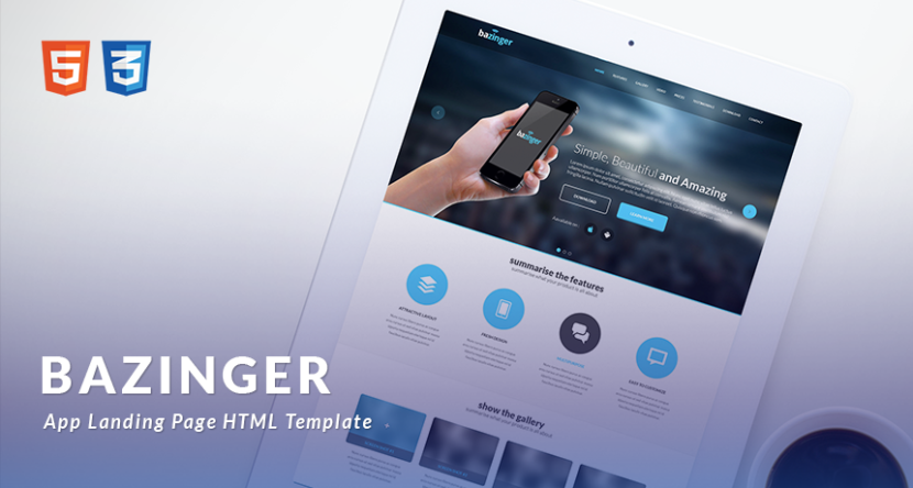 free landing page templates for wordpress - website template archives page 11 of 13 free html5