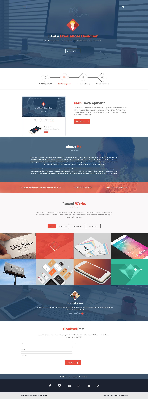 Flatstyle Web Design Html Template