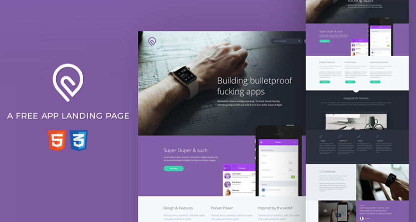 Tork – A Free Website Template